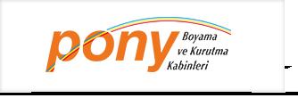 Pony Boya Kabini - Toz Boya Tesisi - Kumlama Kabini